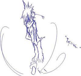 Sora war doodle by mydarksides
