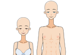 .:New Style/Face:. [+exports] by CaarlyGurl