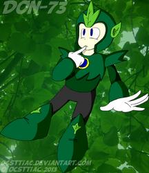 DON-073 Forest Man by Ocsttiac