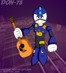 DON-078 Acoustic Man by Ocsttiac