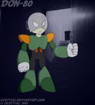 DON-080 Phantom Man by Ocsttiac