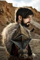 [Dragon Age II] - Hawke cosplay by Alexial-kun