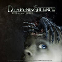 Deafening Silence cd cover art by fensterer