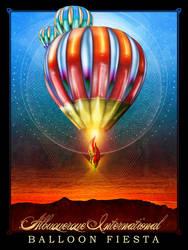 Abq Intl Balloon Fiesta by fensterer