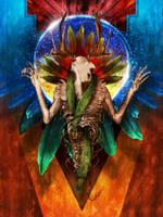 Spirit of the Desert by fensterer