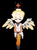 Mercy Pixel    F2U Decore by hltzmnn