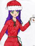 Cheers to Christmas by ChiyoriKiri