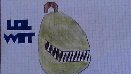 A pear by TwilightFirefly27