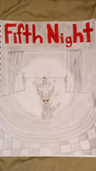 Umbreon in FNaF? by TwilightFirefly27