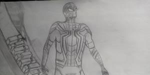 Iron Spider WIP by TwilightFirefly27