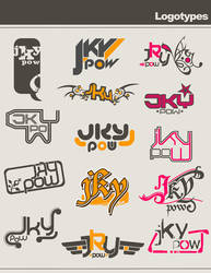logotypes pack by jkypow