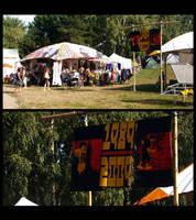 sziget festival-flag by b-r-u-t-a-l
