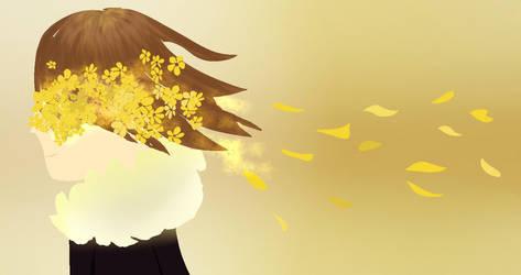 [Undertale AU] Flowerfell / Overgrowth by ElfiQa