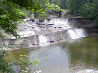 Ohio falls by Nindendude