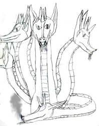 Hydra heads by Nindendude