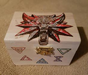 Witcher box by TheNuckelavee