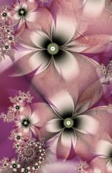 October Flowers 8 by Kattvinge