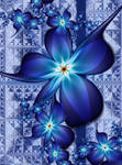 Blue November 2 by Kattvinge