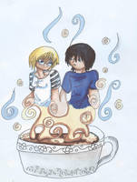Cappuccino Sadness by ninja-in-grey