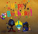 Happy Birthday! by Aelith-Earfalas