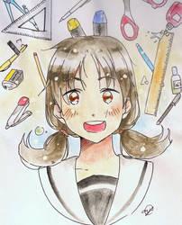 School by man-maru