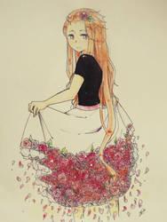 Rose by man-maru