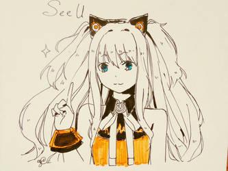 SeeU by man-maru
