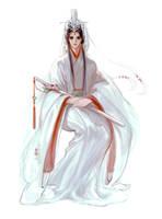 OC - Lingxi by eikyrona