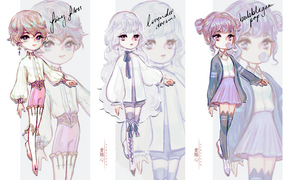 [CLOSED] Pastel Adopt Auction by eikyrona