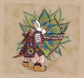 N7 Bunny by JoAsakura