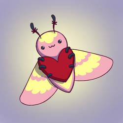 Moth by KazeSkyfox