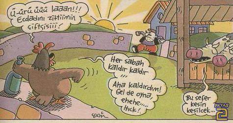 Erdil Yasaroglu by anarchisthippy