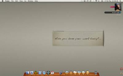 Desktop by anarchisthippy
