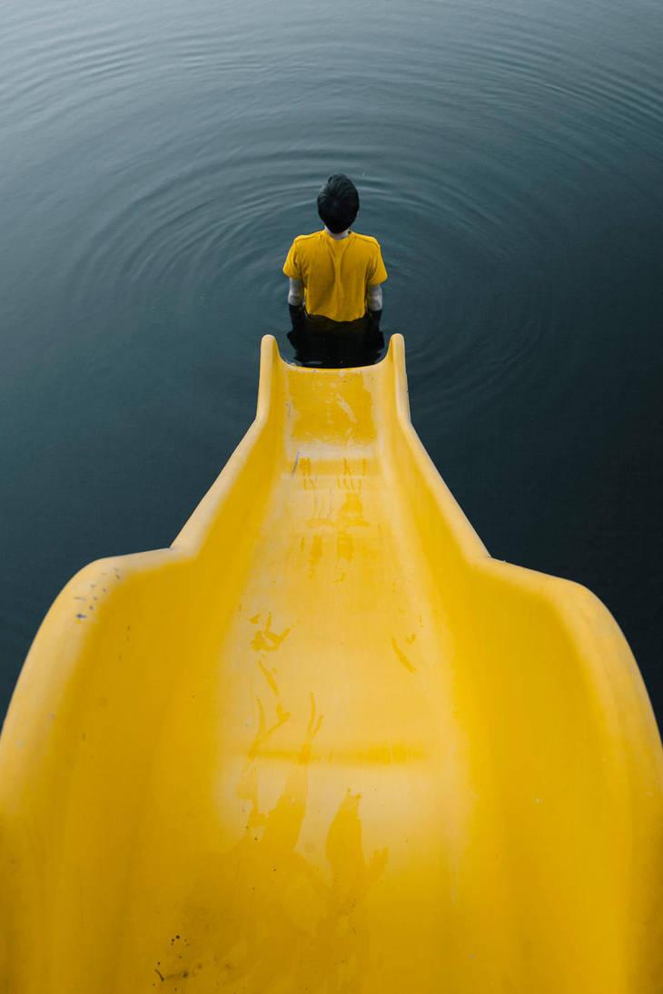 Yellow Memory by MilanVopalensky