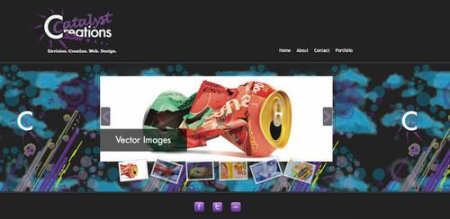 My Catalyst Creations website by Anya-Hildebrandt