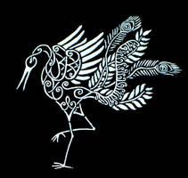 Dancing phoenix by MirachRavaia