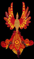 Phoenix by MirachRavaia