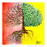 Duality Tree by thewisecarrot