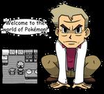 Professor Oak by Alex-namn