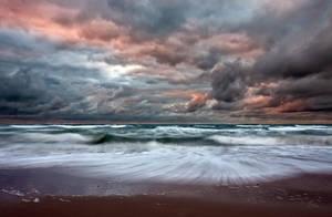 Stormy Skies of Inverness by EvaMcDermott