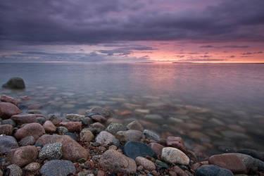 Sunrise on St Anns Bay by EvaMcDermott