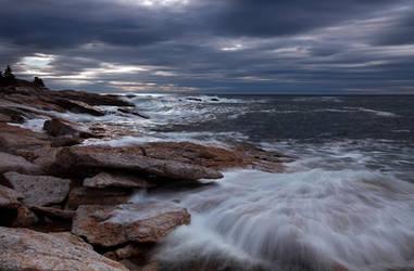 Ocean Point by EvaMcDermott