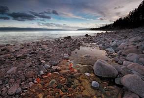 Rocks St Anns Bay NS by EvaMcDermott