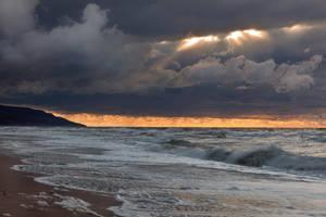 Angry Sky by EvaMcDermott