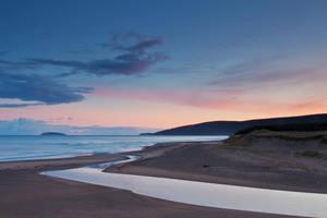 Island Sunrise by EvaMcDermott