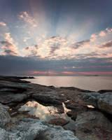 November Sunrise by EvaMcDermott