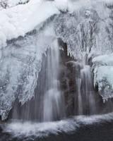 Crystal Cascades by EvaMcDermott