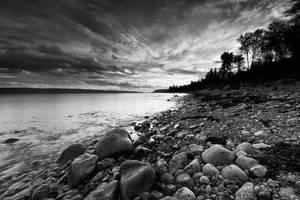 Sunset St Anns Bay by EvaMcDermott