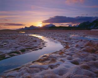 Frosted Sunrise by EvaMcDermott