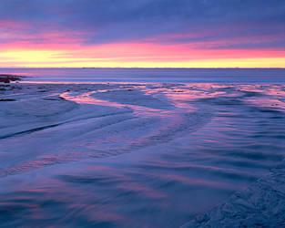 Flakstad Epic Sunset by EvaMcDermott